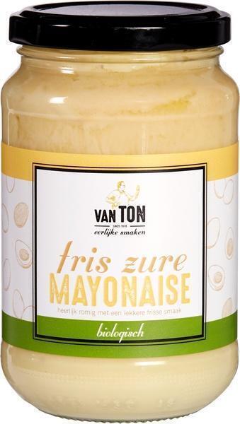 Mayonaise Fris Zuur Bio (pot, 33cl)