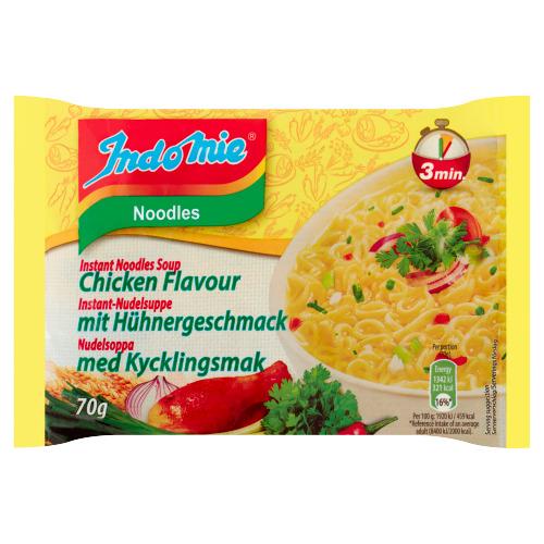 Indomie Instant Noodles Soup Chicken Flavour 70 g (70g)