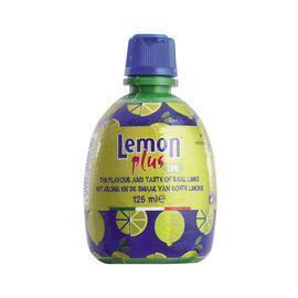 Limoensap met etherische olie (125ml)