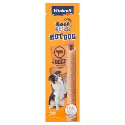 Beefstick hotdog (blister, 30g)