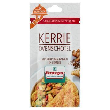 Verstegen Kruidenmix voor Kerrie Ovenschotel 18 g (18g)