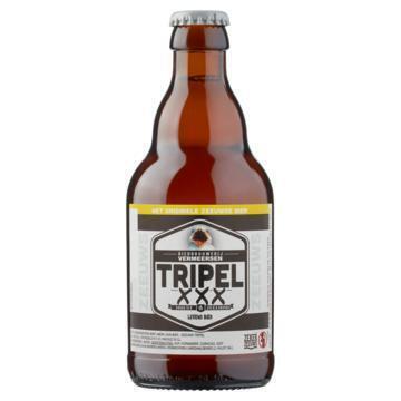 Vermeersen - Tripel XXX - Fles 330ML (33cl)