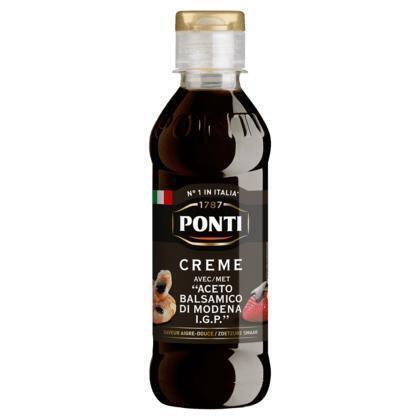 "Ponti Creme met ""Aceto Balsamico di Modena IGP"" 250 g (250g)"