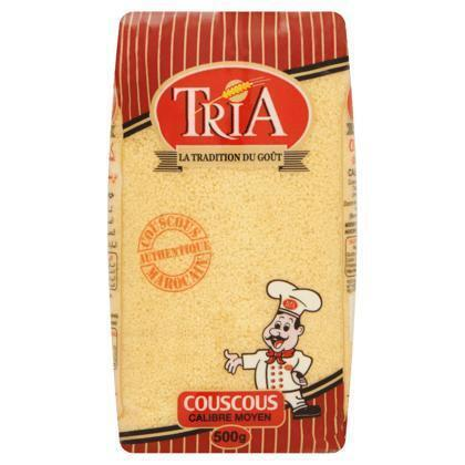 Couscous medium TRIA zk 500g (500g)