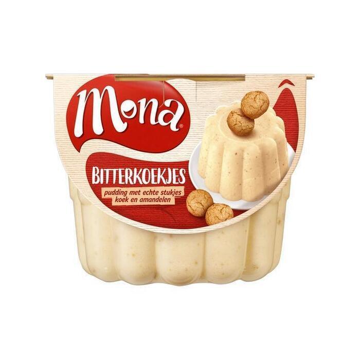Bitterkoekjes Pudding Mona (bak, 45cl)