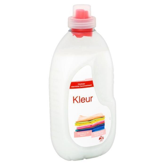 Vloeibaar Wasmiddel Geconcentreerd Kleur 1, 5L (1.5L)
