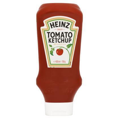 Tomato Ketchup (plastic fles, 0.6L)