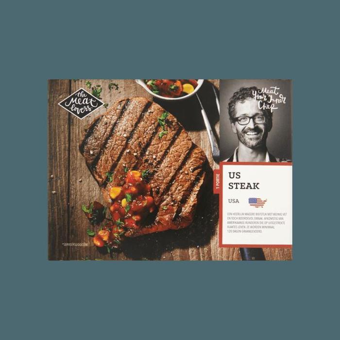 US Steak USA (doos, 250g)