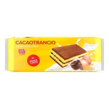 Cacao Trancio Cacao Crème Vulling 10 x 28 g (10 × 28g)