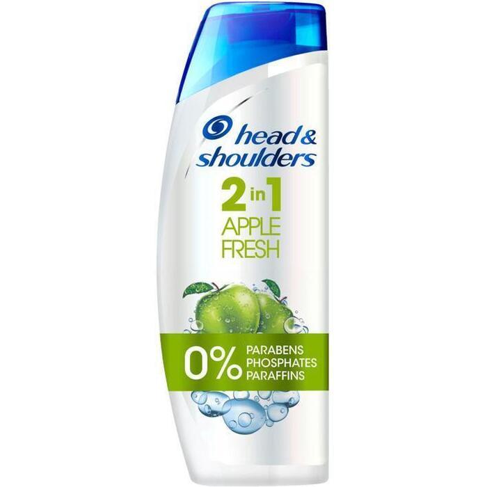 Head & Shoulders Apple Fresh 2-in-1 Anti-roos Shampoo (270ml)