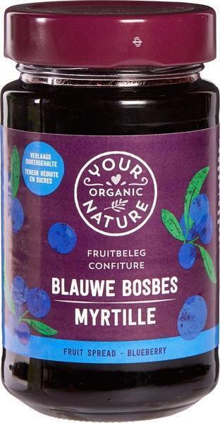 Bosbes fruitbeleg (250g)