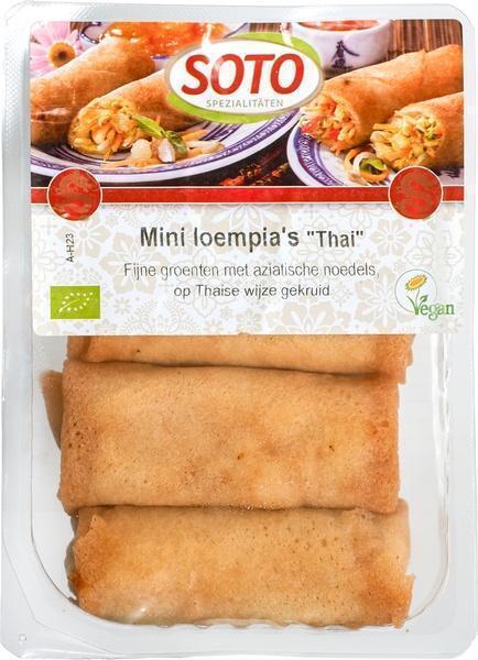 Mini loempia's Thai (200g)