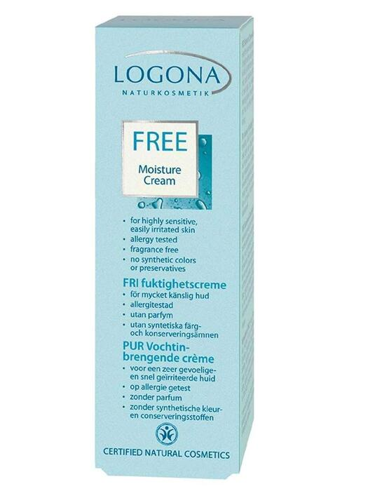 Pur Hydraterende Crème Logona 50ml (50ml)