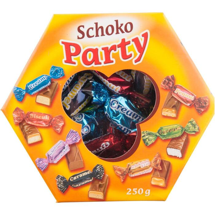 Schoko Party (Stuk, 250g)