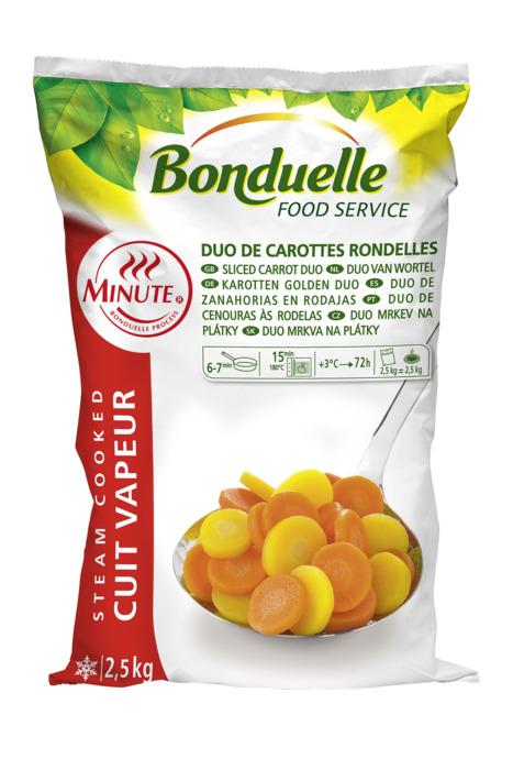 BONDUELLE GOLDEN DUO MINUUT (2.5kg)