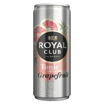 Royal Club With a hint of grapefruit (rol, 250ml)