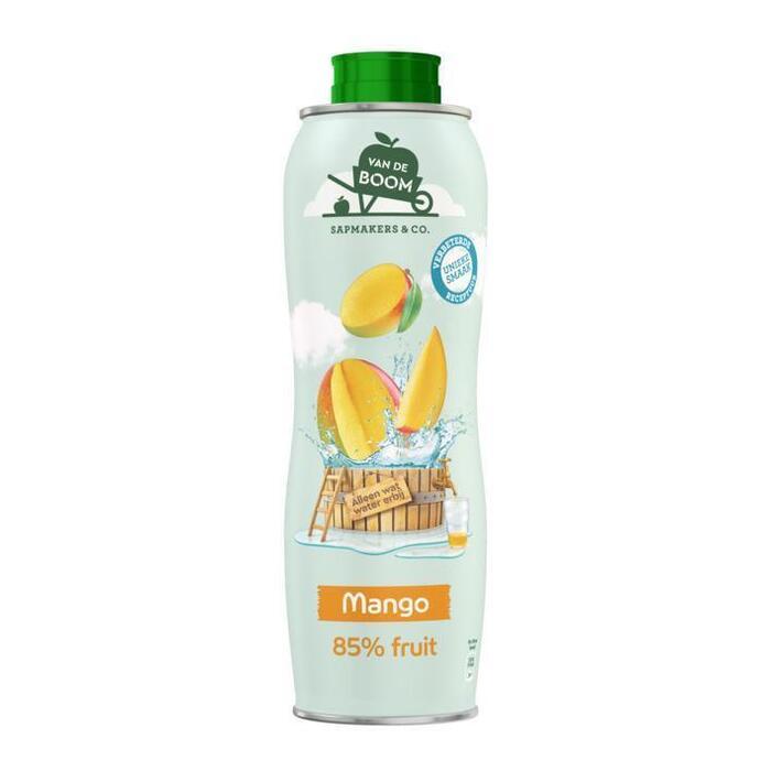 Van de Boom Mango siroop (0.75L)