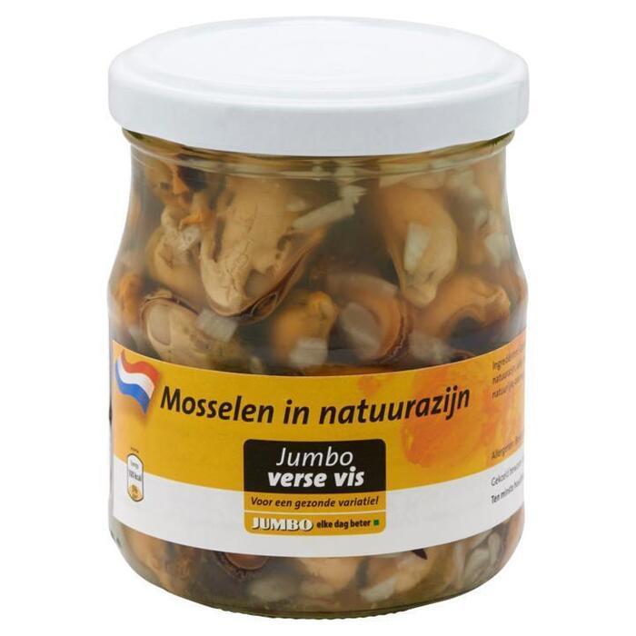 Mosselen in azijn (pot, 200g)