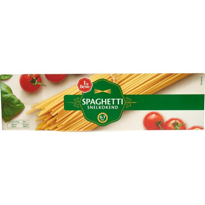 Spaghetti vlugkokend (500g)