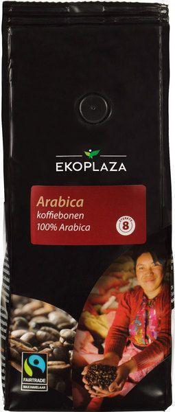 Arabica koffiebonen (500g)