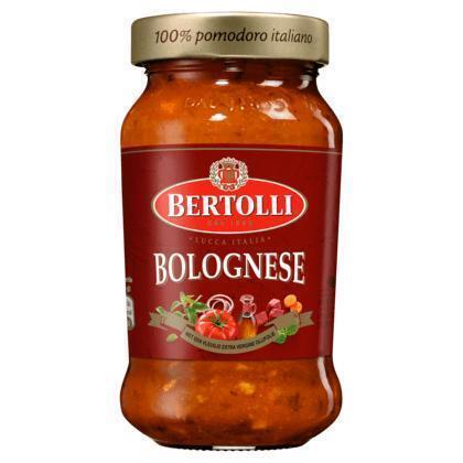 Pastasaus bolognese traditioneel (Stuk, 400g)