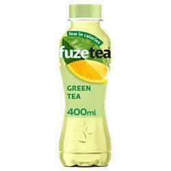 12 STUKS FUZE TEA GREEN TEA (fles, 40cl)