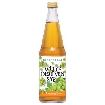 Druivensap wit (glas, 0.7L)
