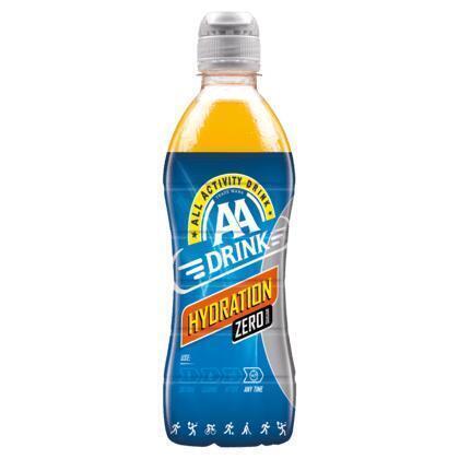 Hydration zero sugar (Stuk, 0.5L)