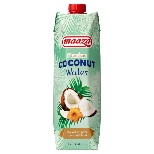Maaza 100% Coconutwater 12*1 ltr (1L)
