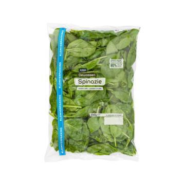 Jumbo Gewassen Spinazie Kleinverpakking 200 g (200g)