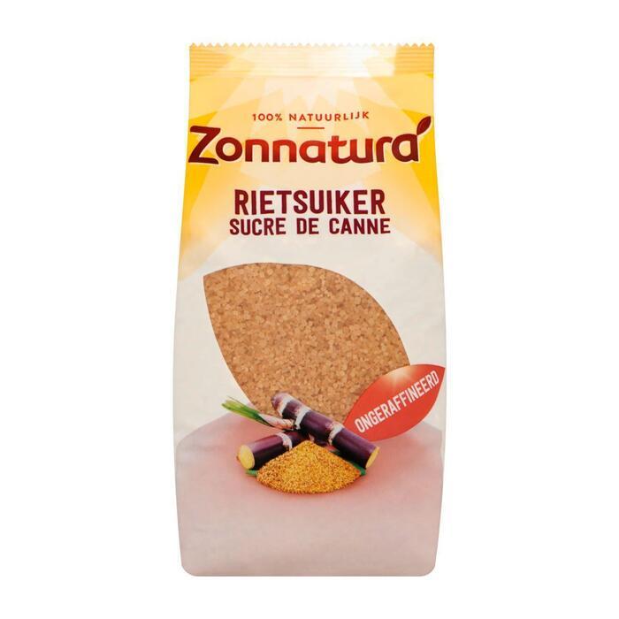 Zonnatura Rietsuiker (750g)