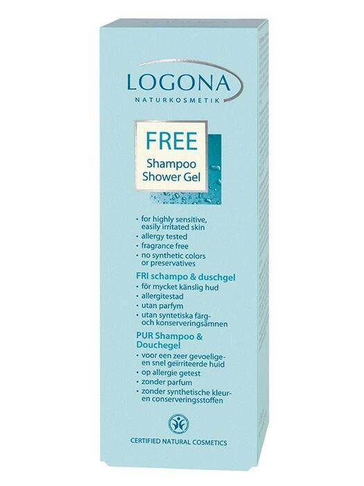 Pur Shampoo & Douchegel Logona 250ml (250ml)