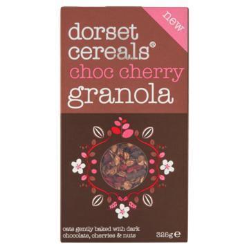 Dorset Cereals Choc Cherry Granola 325 g (325g)