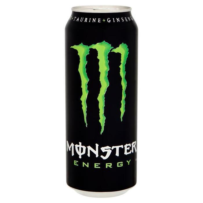Monster Energy (rol, 50 × 0.5L)