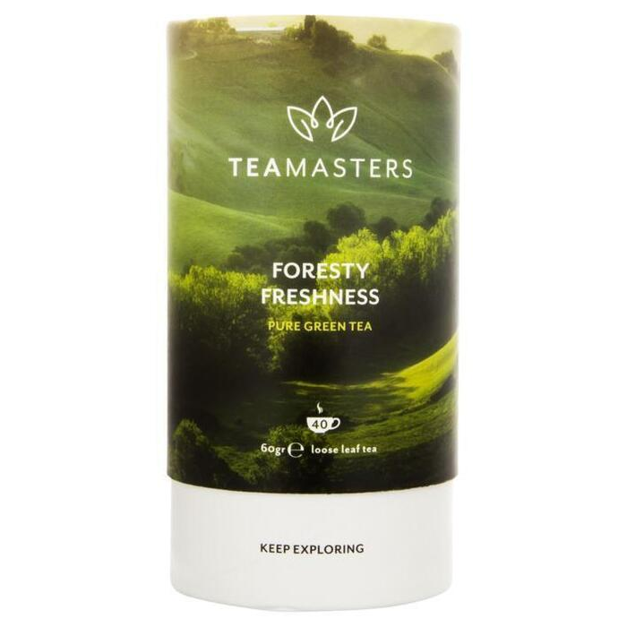 Teamasters Foresty freshness (60g)