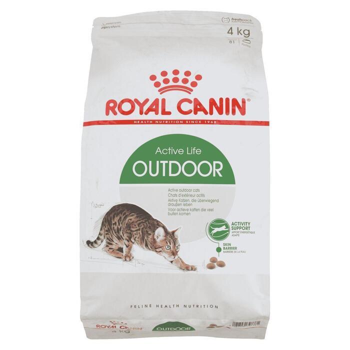 Royal Canin Outdoor 4 kg (4kg)
