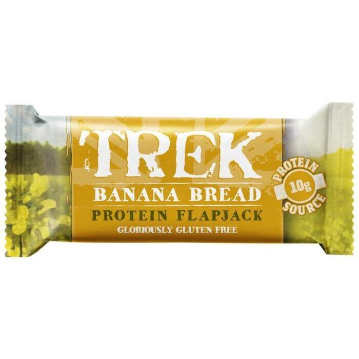 Trek proteine reep Banana Bread 50 gram wikkel (50g)