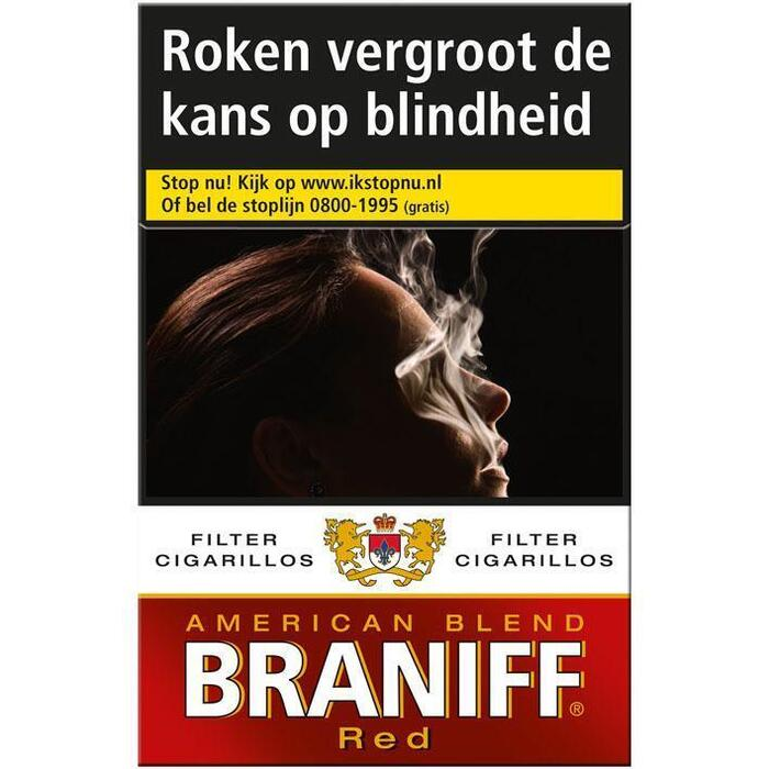 Braniff Red