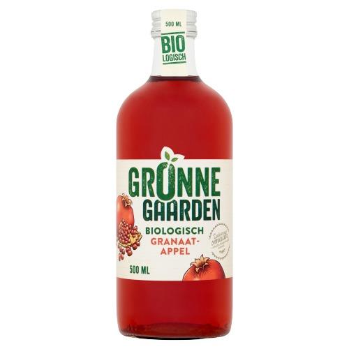 Grønne Gaarden Biologisch Granaatappel 500 ml (0.5L)