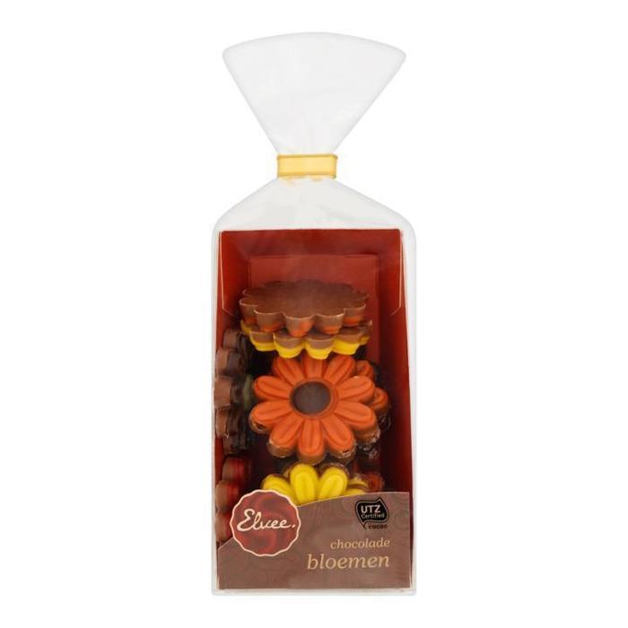 Chocolade bloemen (Stuk, 150g)