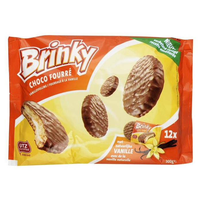 Brinky Choco fourré (6 × 28.5g)