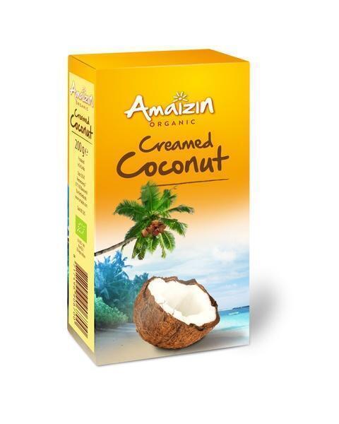 kokoscrème (doos, 200g)