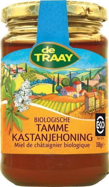 Tamme kastanjehoning (350g)