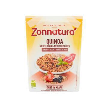 Quinoa tomaat en olijf (Stuk, 250g)