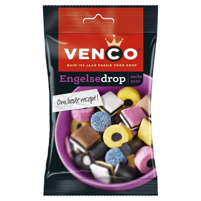 Venco Engelse Drop 119 g (119g)