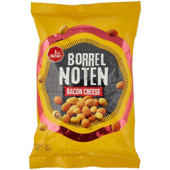 Borrelnoten bacon-cheese (300g)