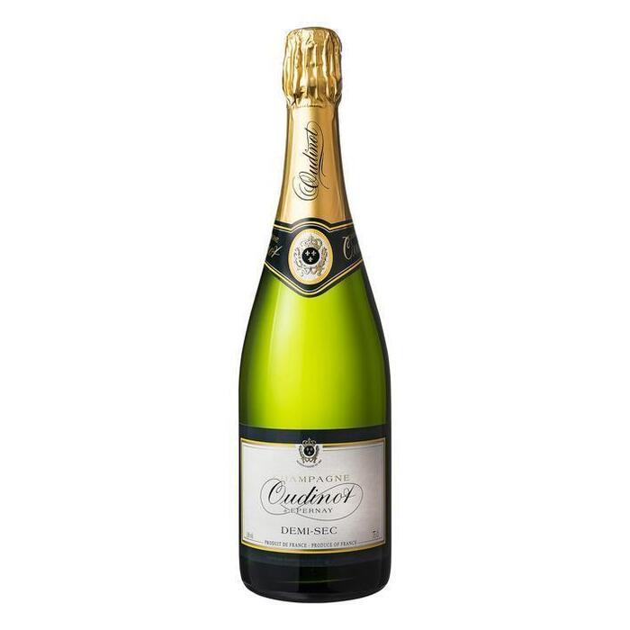 Oudinot Champagne demi-sec (0.75L)