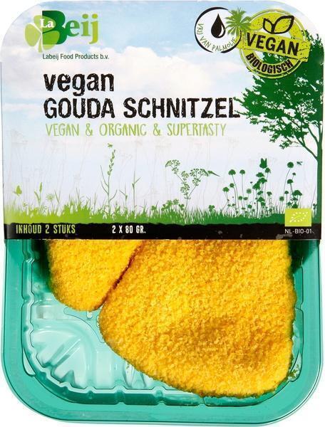 Vegan Gouda schnitzel (160g)