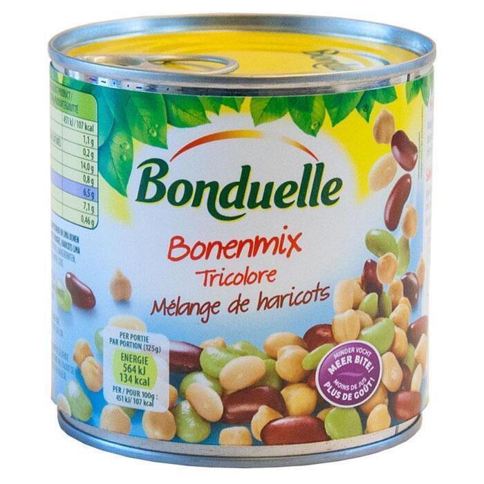 Bonenmix Tricolore (blik, 310g)