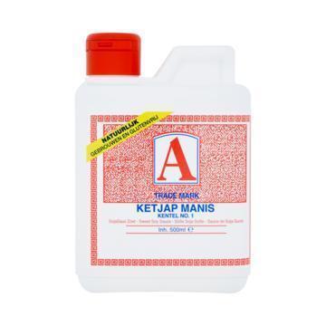 Vanka-Kawat, Ketjap Manis (Stuk, 0.5L)